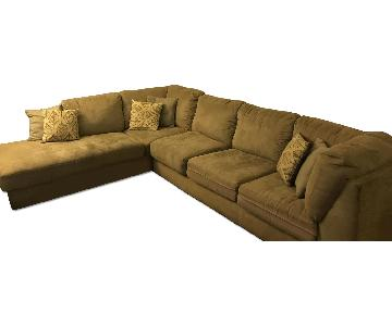 Jennifer Convertible Sectional Sofa
