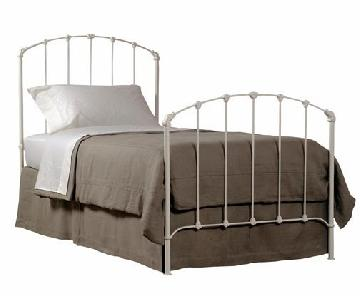 Charles P. Rogers Twin Rutherford Trundle Bed