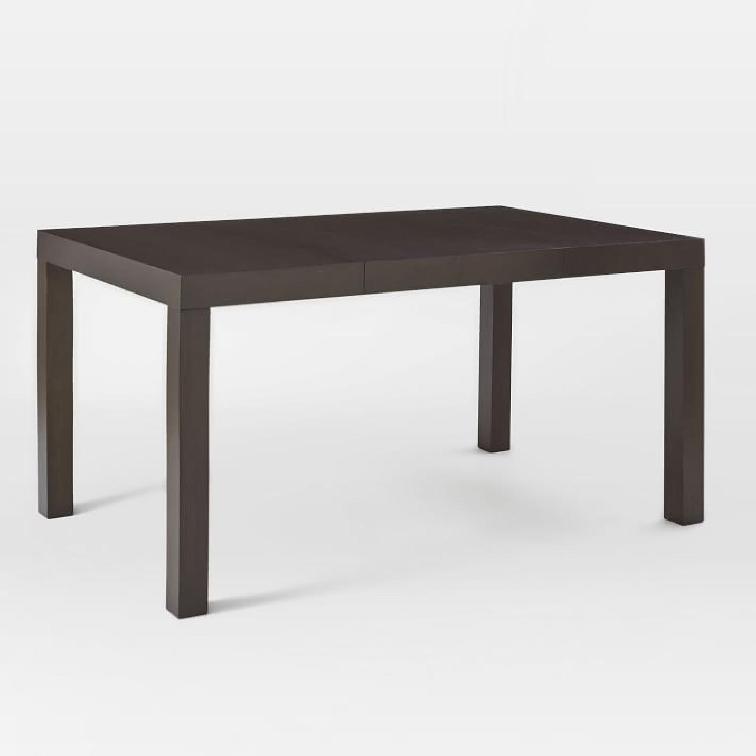 West Elm Parsons Expandable Dining Table