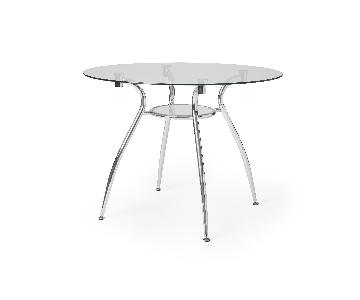Itza Glass Dining Table