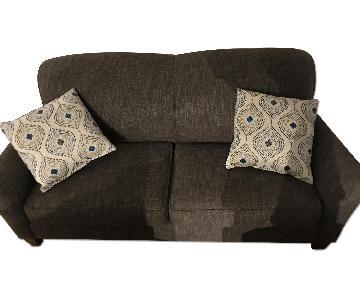 Rowe Furniture Chocolate Sofa