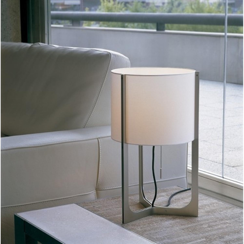 Carpyen Nirvana Black & Orange Table Lamps  - Pair - image-2