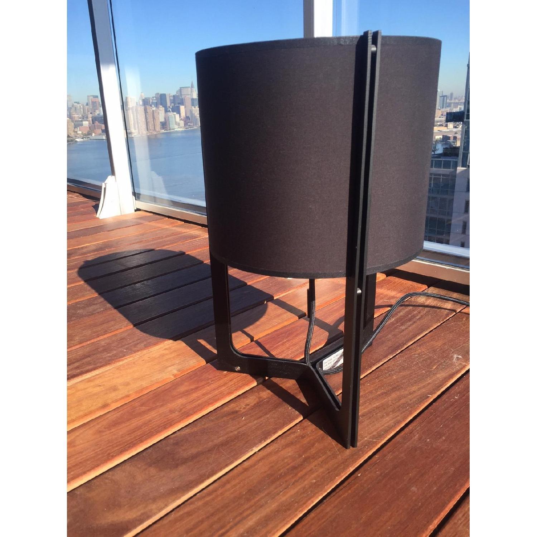 Carpyen Nirvana Black & Orange Table Lamps  - Pair - image-4