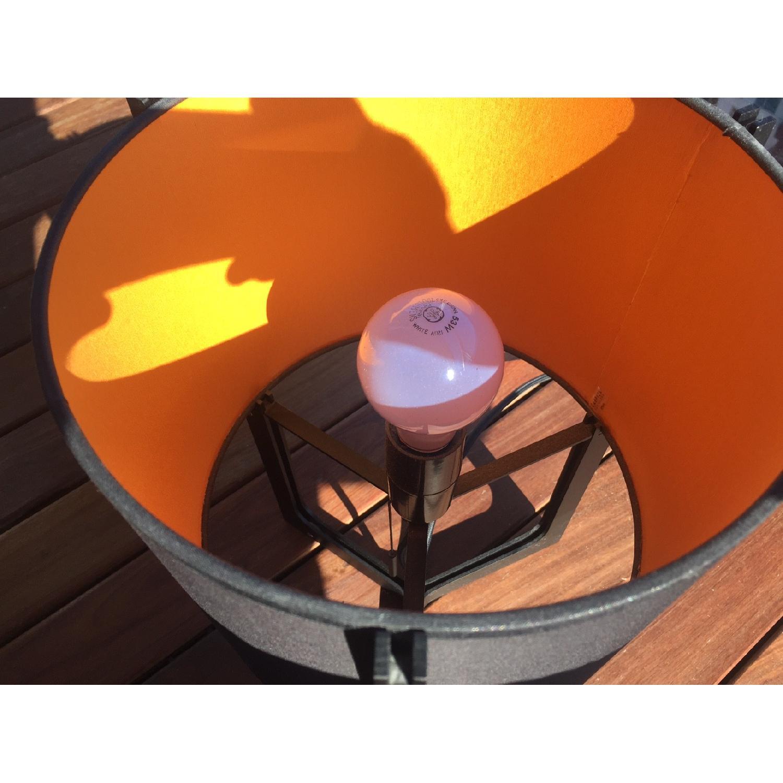 Carpyen Nirvana Black & Orange Table Lamps  - Pair - image-5