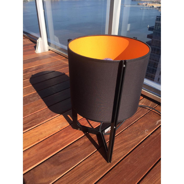 Carpyen Nirvana Black & Orange Table Lamps  - Pair - image-6