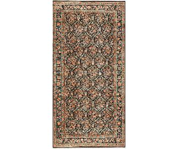 Fine Indian Traditional Hand Woven Rug