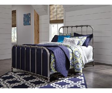 Ashley's Nashburg Full Size Bed Frame