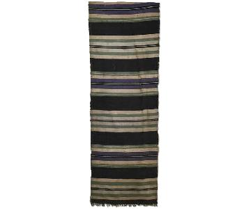 Antique Hand Woven Turkish Kilim Rug