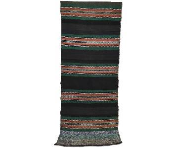 Large Antique Turkish Kilim Rug