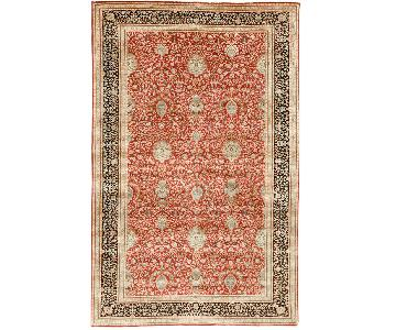 Antique Traditional Hand Woven Rug