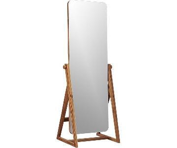 CB2 Drommen Standing Mirror