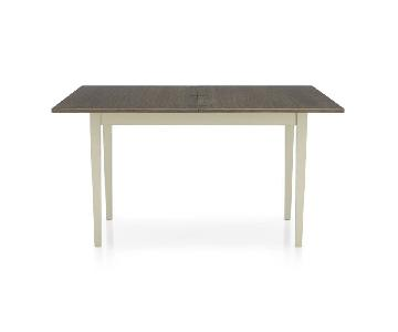 Crate & Barrel Flip Small Vamelie Dining Table