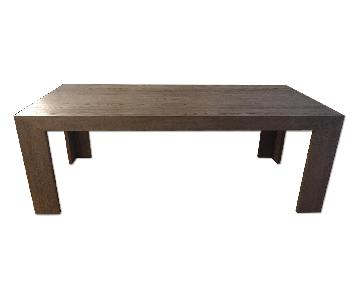 Restoration Hardware Machinto Rectangular Dining Table