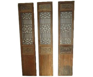 Antique Wood Doors/Panels