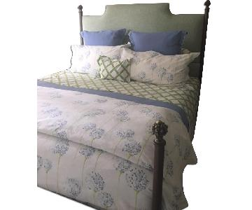 King Size Four Post Bed