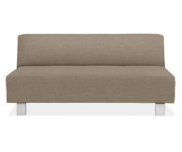 Room & Board Chelsea Armless Sofa