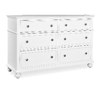 Macy's Roseville 6 Drawer Dresser