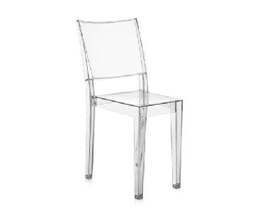 Kartell La Marie Lucite Chairs