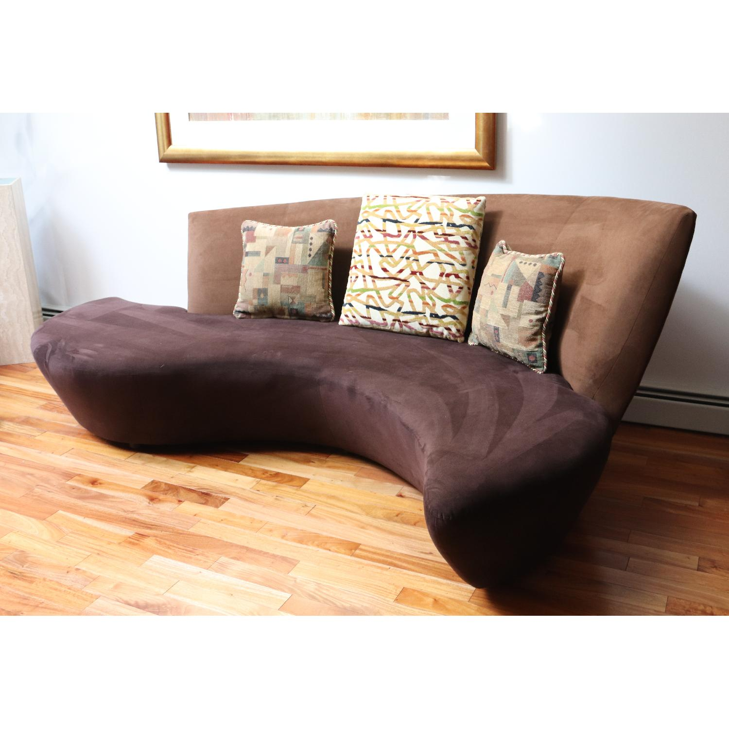 ... Preview Furniture Italian Ultrasuede Sofa 7 ...