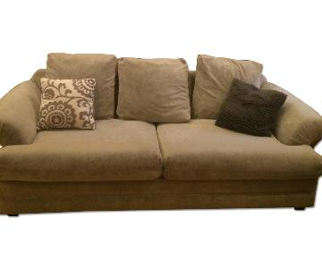 Light Gray Sleeper Sofa