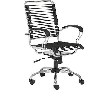 Euro Style Bungee Office Chairs