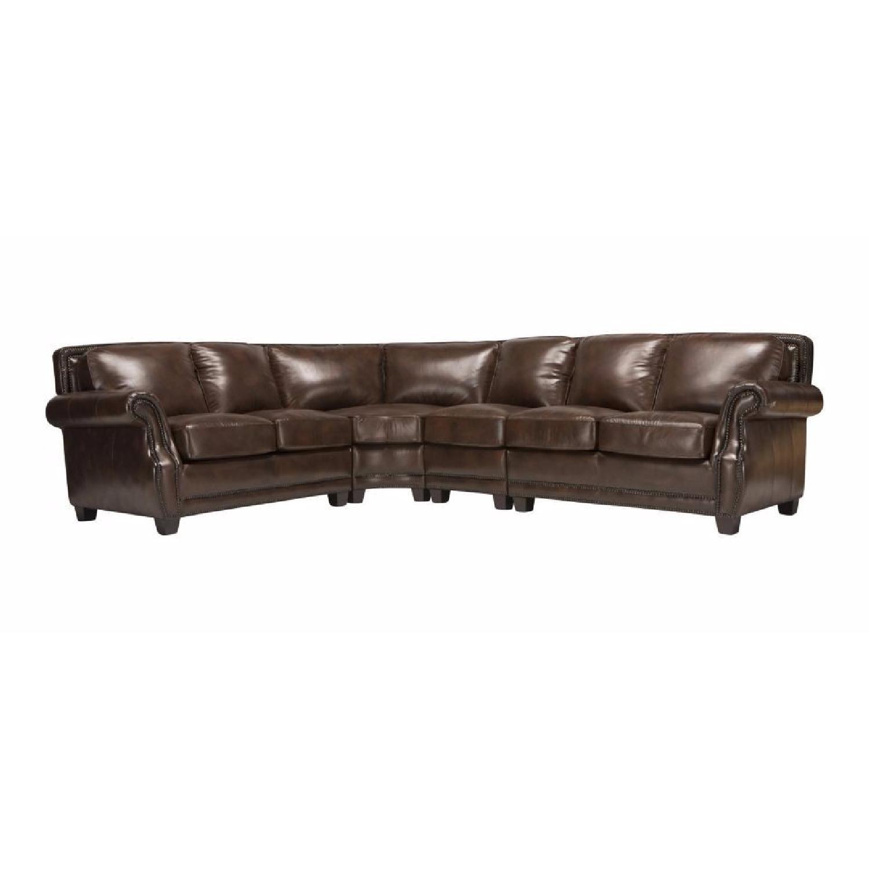 Raymour & Flanigan Ramona 4 Piece Sectional Sofa