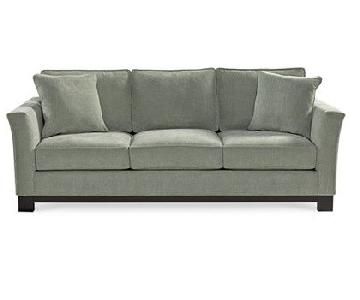 Macy's Kenton Fabric Sofa