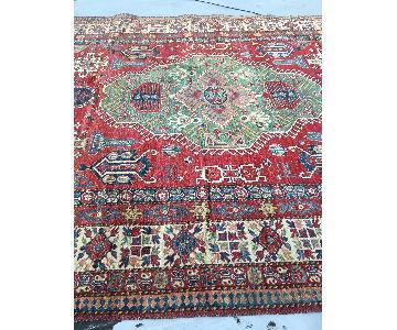 Handmade Persian Area Rug