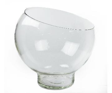 Vintage Mid Century Oculus Vase