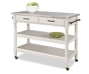 Home Styles Furniture Kitchen Counter Cart