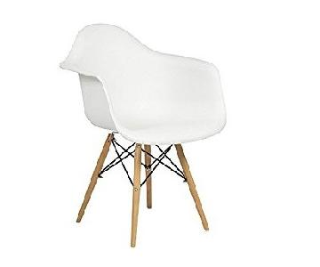 Mid-Century Modern Eames-Style Chair