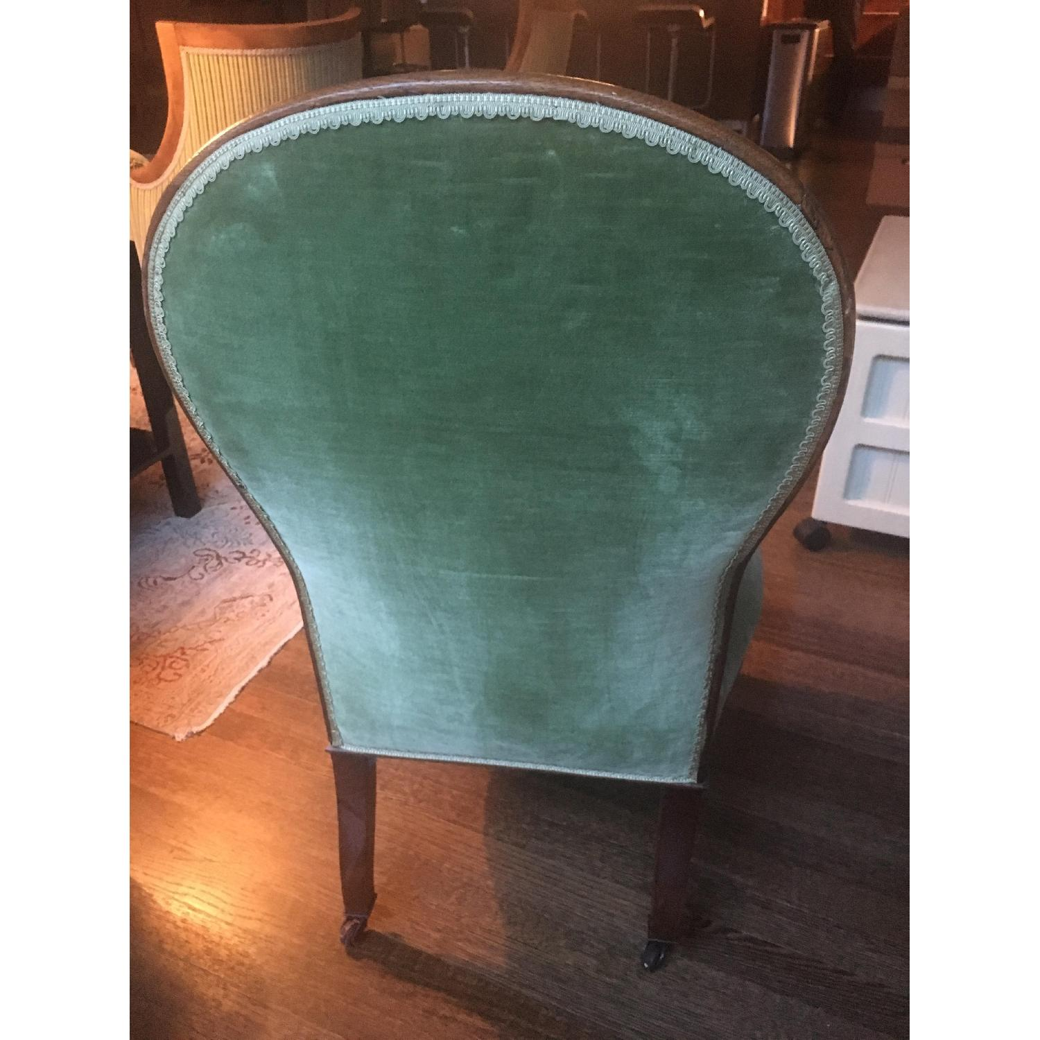 Custom Made French Accent Chairs AptDeco