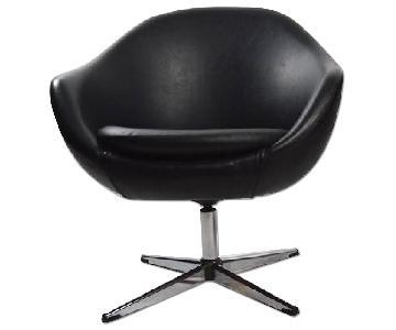 Vintage Overman Pod Swivel Chairs