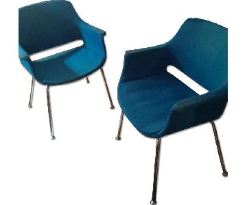Vintage Mid-Century Scandinavian Chairs