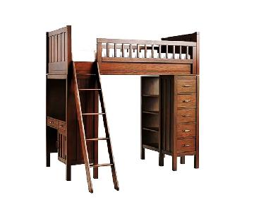 Pottery Barn Camp Bunk System