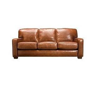 Lane Furniture Russell Leather Sleeper Sofa