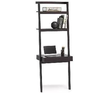 Crate & Barrel Leaning Desk