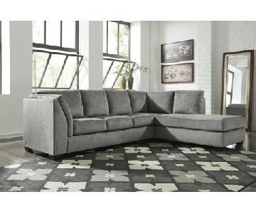 Ashley's Belcastel Sectional Sofa