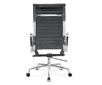 Eames Ribbed Management Chair Replica