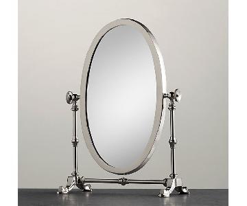 Restoration Hardware Vanity Mirror