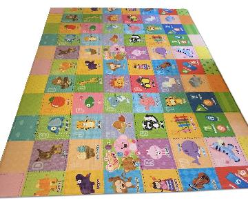 Large Thick Kids Play Mat