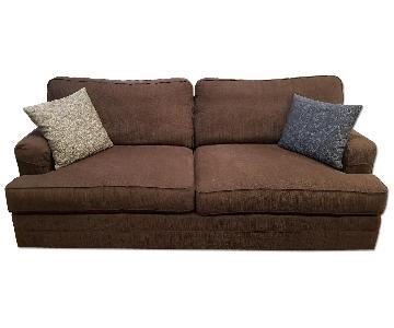 Bassett Custom Fabric Sofa