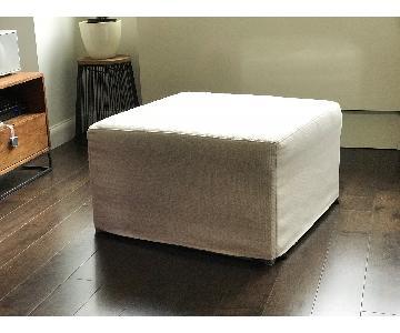 BoConcept Xtra Footstool w/ Sleeping Function