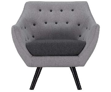 The Smart Sofa Bergere Accent Chair
