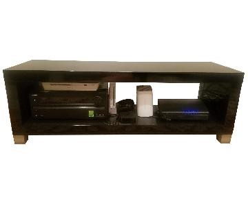 Best Buy Black Media Console