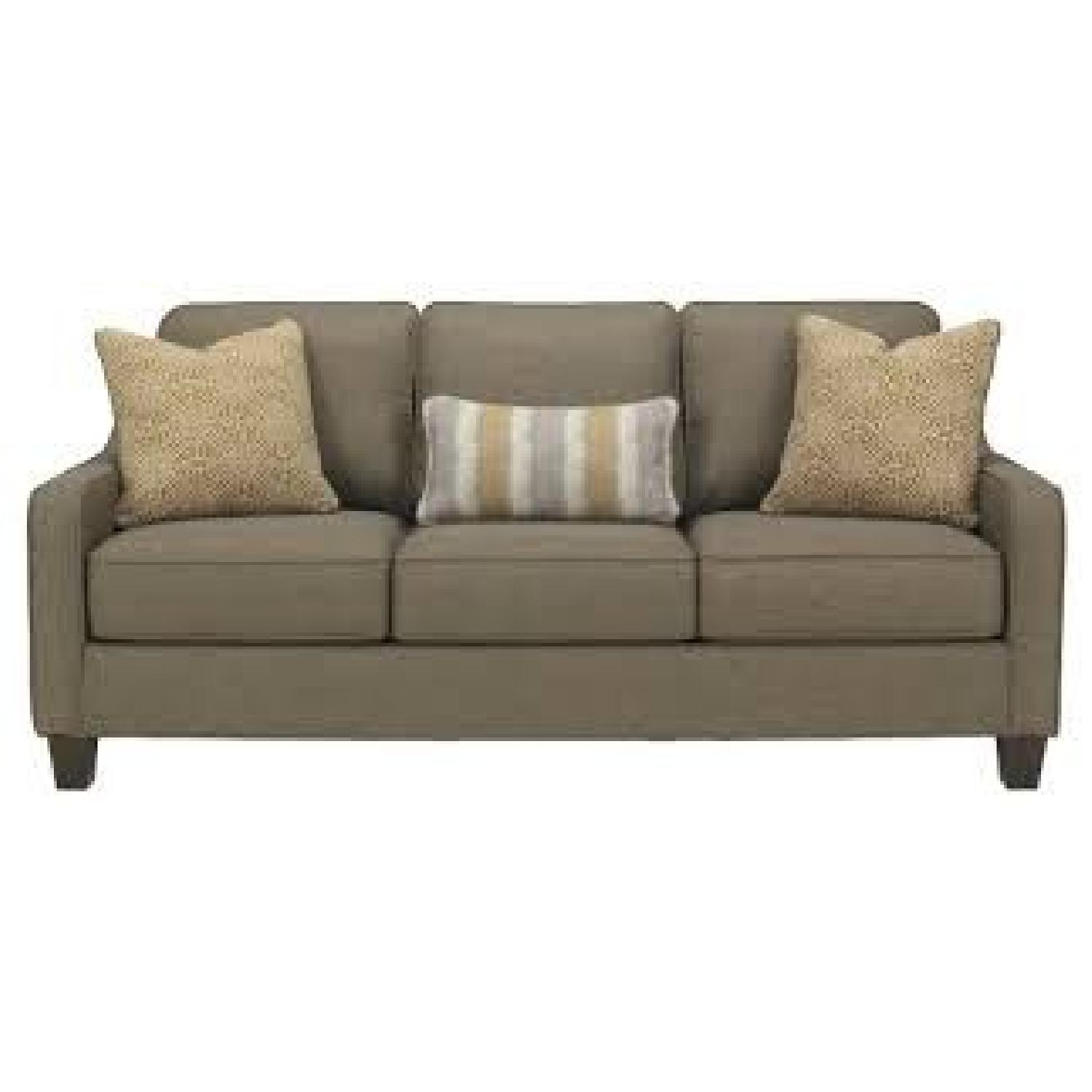 Jennifer Convertible Mena Queen Sleeper Sofa AptDeco