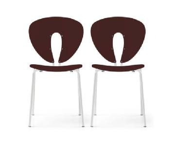 Design Within Reach Herman Miller Stua Globus Chairs- Set of