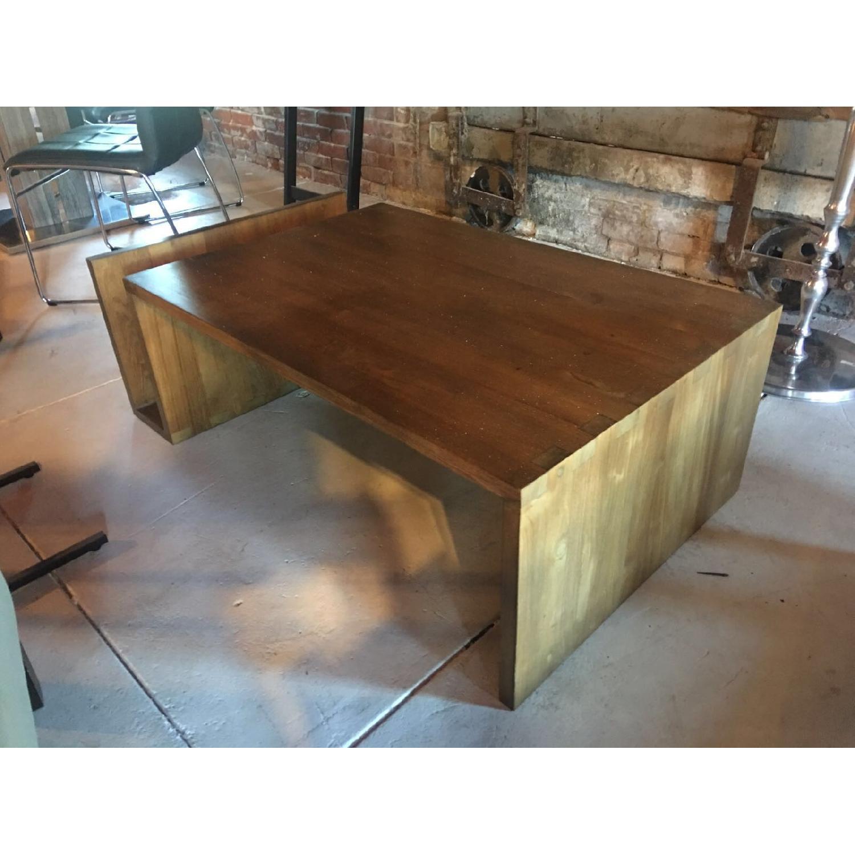 ... Crate U0026 Barrel Coffee Table 2