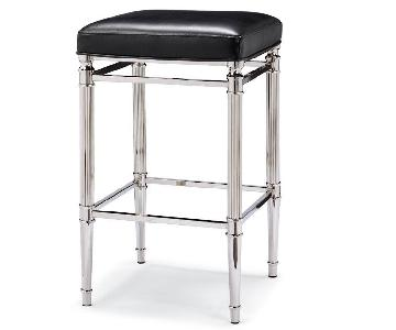 Frontgate Backless Bar & Counter Stool