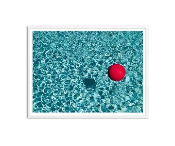 Mark Paulda Reflection Ball Oversized Photo
